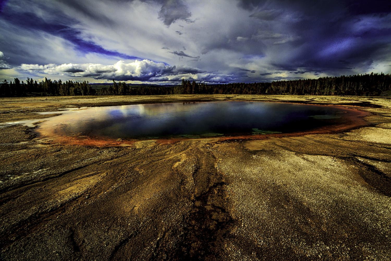 Yellowstone, Dan Grider Photo