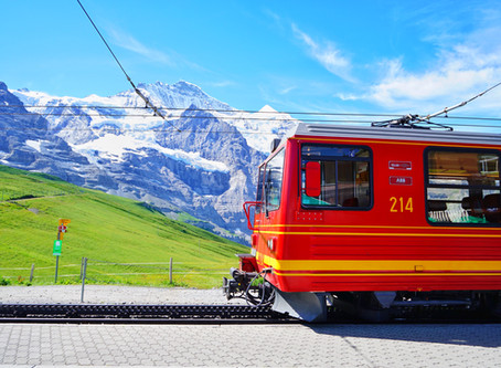 瑞士:加入一带一路朋友圈