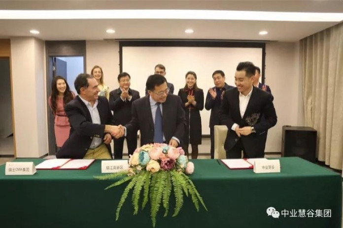 Summit Clinic and Zhongway Group