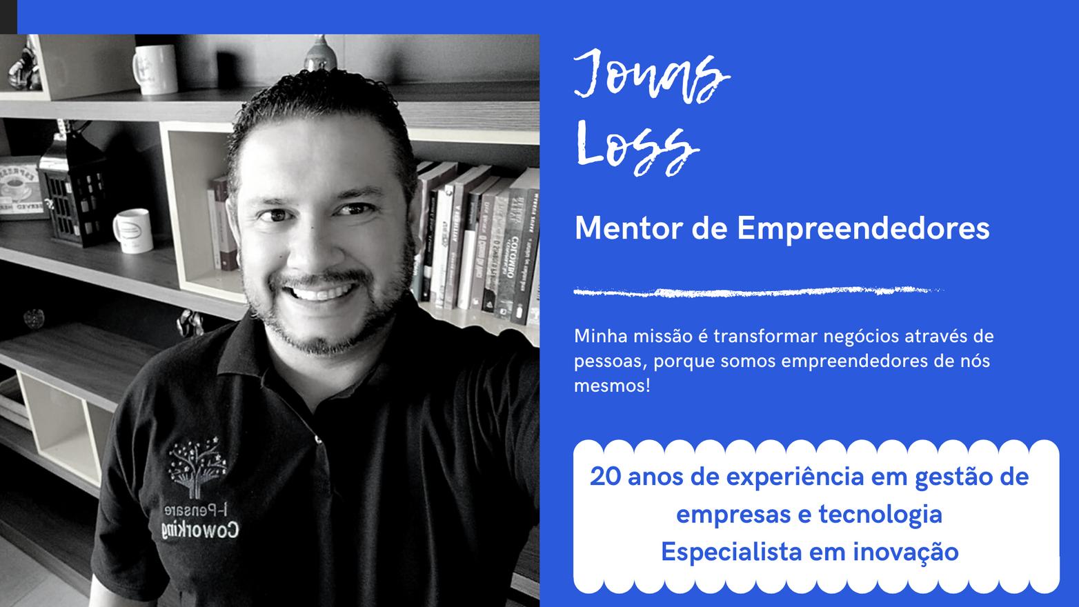 Jonas Loss Mentoria