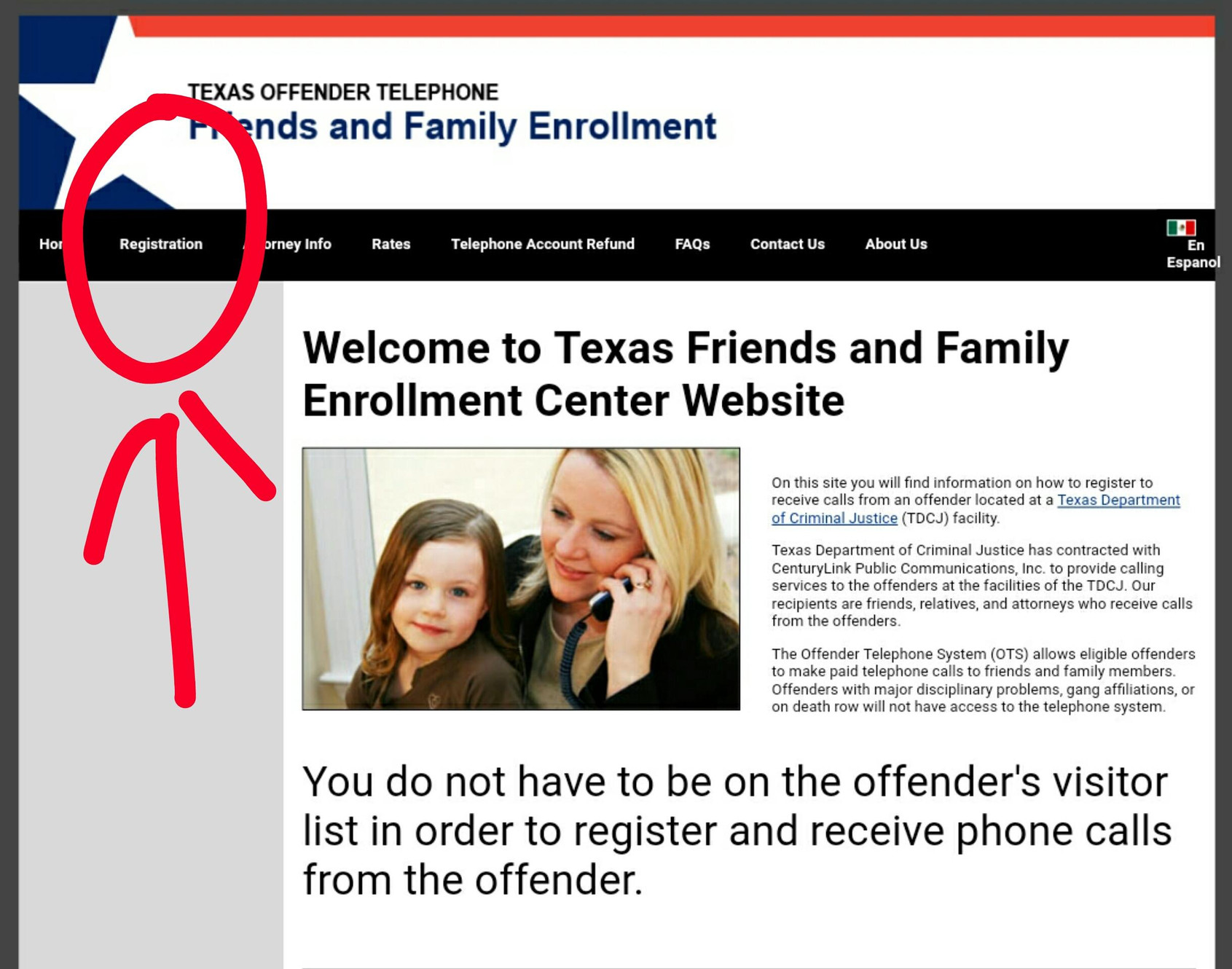 TDCJ Resources (Where to find your questions)