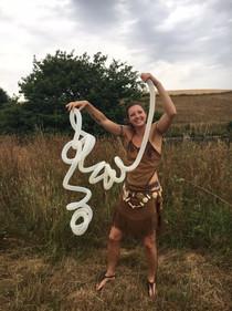 Drying intestines, Lejre 2018.JPG