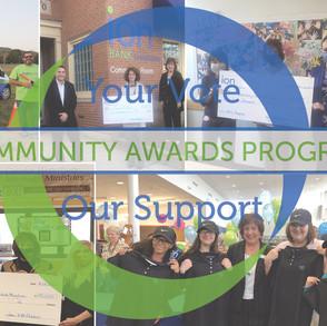 Ion Bank 2021 Community Awards Program