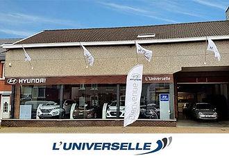 L'Universelle Loncin / Promo Ans