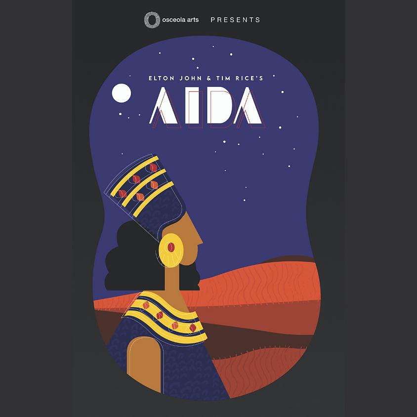 Elton John & Tim Rice's Aida - Auditions