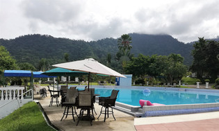 Cristal Ballena Hotel pool