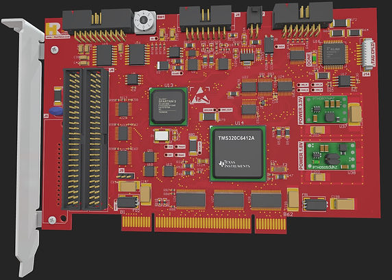 Pharmaceutical machine vision, automation processing functions, lighting control, watchdog, pci board, fpga xilinx, dsp texas instruments, spartan3,tms320c6412a, hires vision
