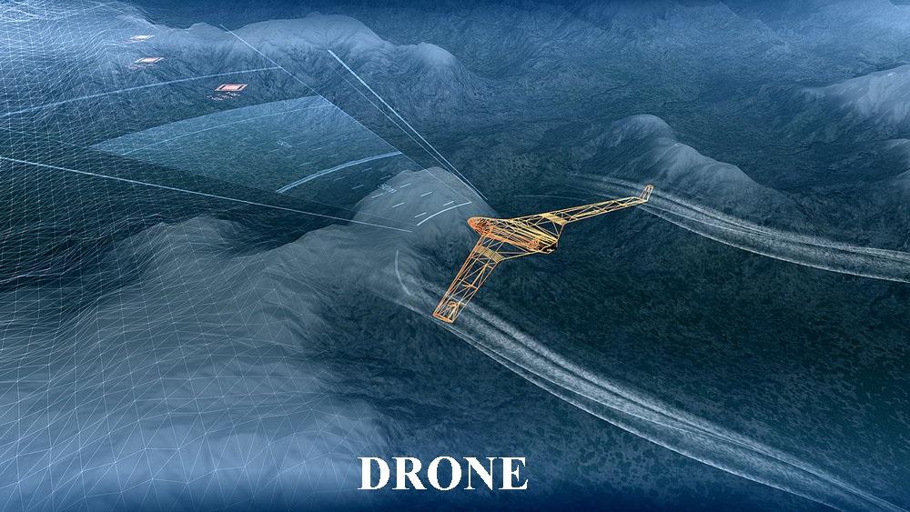 MARKET DRONE