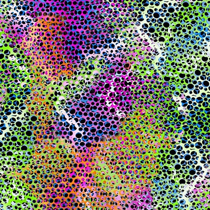 Brewing Bubbles by Hoffman Fabrics Cotton Fabric by the Yard