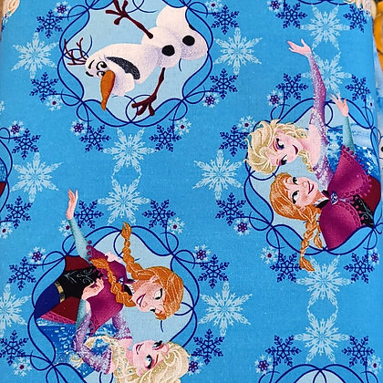 Frozen Friendship Fabric by the Yard