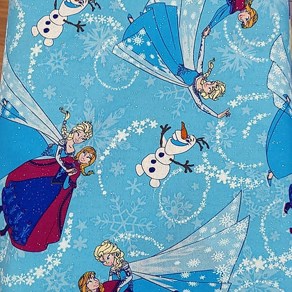 Frozen Adventure Fabric by the Yard