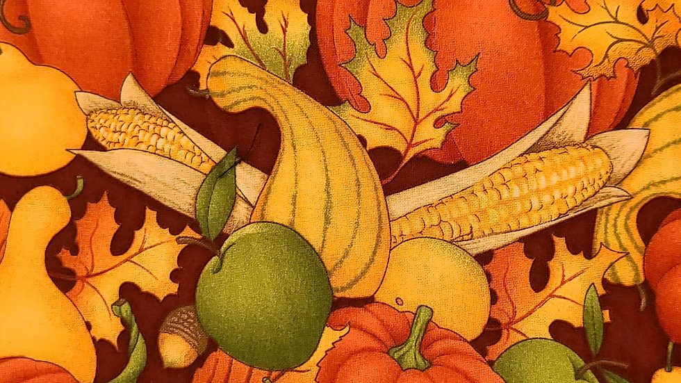 Harvest Fabric by the Yard