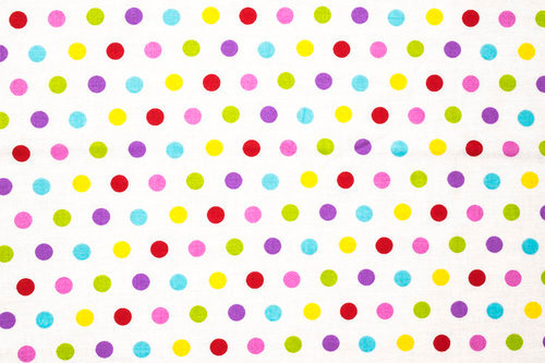 Confetti Dots Fabric by the Yard