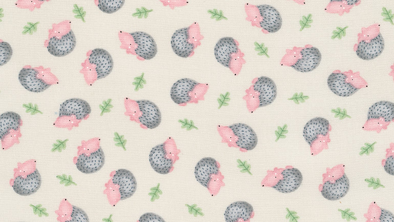 PorcupineToss Fabric by the Yard