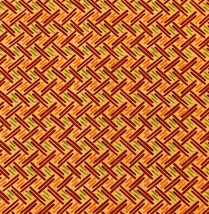 Fall Pattern Fabric by the Yard
