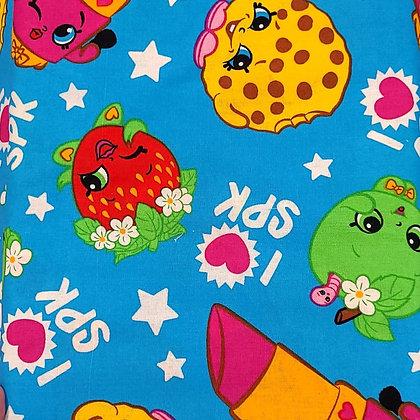 I Heart SPK Fabric by the Yard