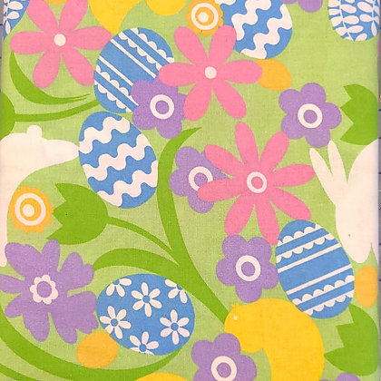 Easter Egg Hunt Fabric by the Yard