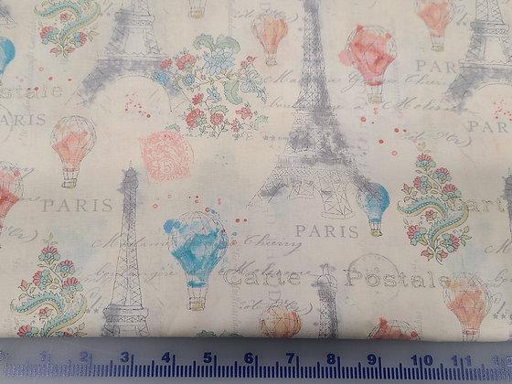 Paris in Pastel