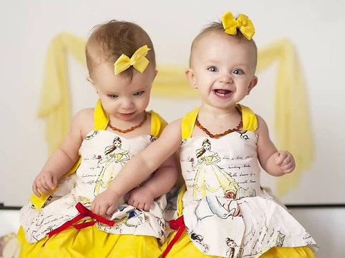 Belle Inspired MiniBelle Dress