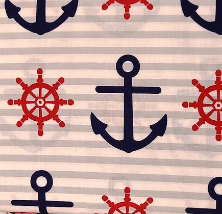 Anchors Away Fabric by the Yard