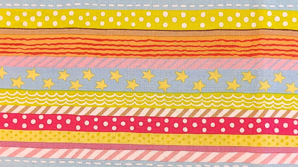 Dots and Doodles Fabric by the Yard