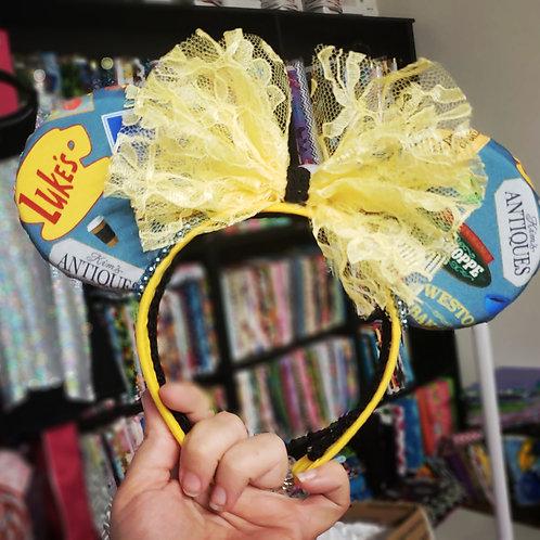Gilmore Girls Inspired Mouse Ears