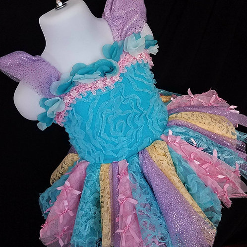 Cotton Candy Fairy Dress