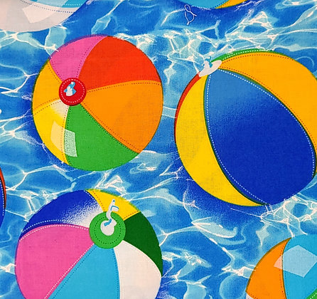 Pool Party Fabric by the Yard