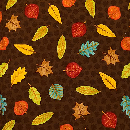Seasons Change Fabric by the Yard