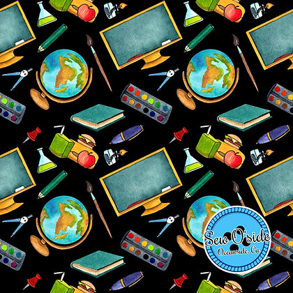 Teachers Sew O'side Exclusive 100% Woven Cotton by the Yard