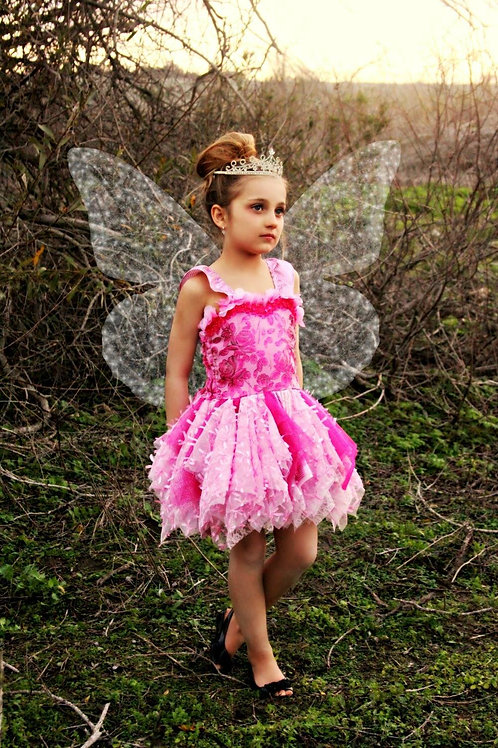 Pink Princess Fairy Dress
