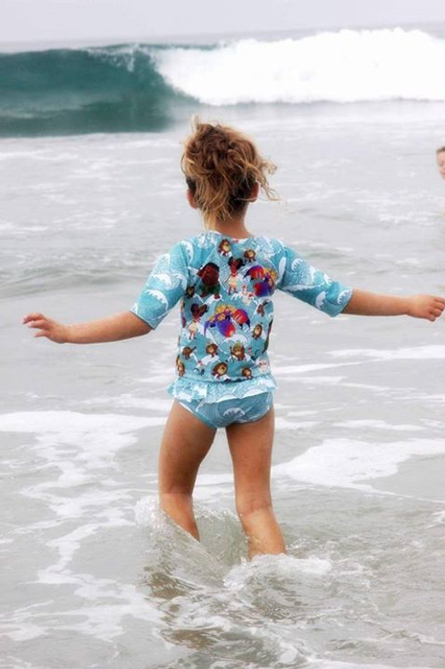 Moana UV Swim Set