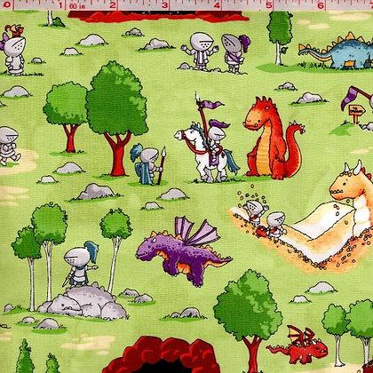 Dragon Story Time