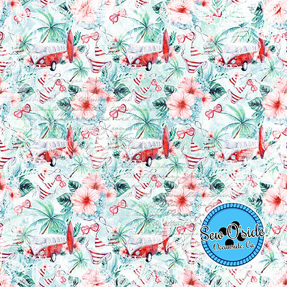 Hibiscus Sew O'side Exclusive 100% Woven Cotton by the Yard