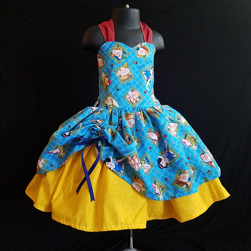Snow White MiniBelle Dress