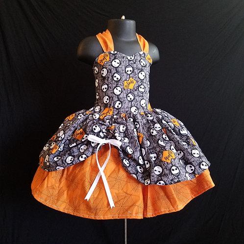 Jack Skellington MiniBelle Dress
