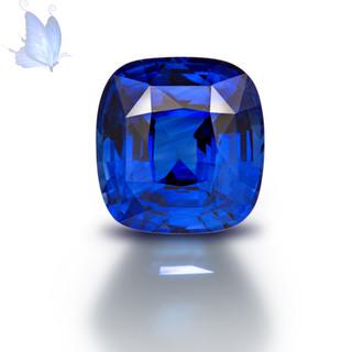 4.13ct Blue Sapphire
