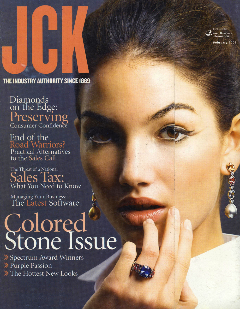 Stained Glass Ring JCK Cover