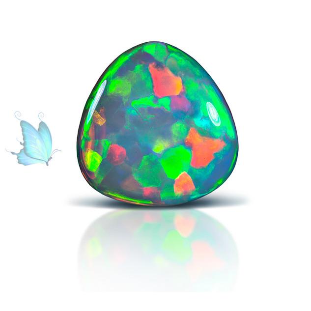 8.02ct Ethiopian Opal