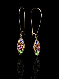 Sainte Chapelle Earrings