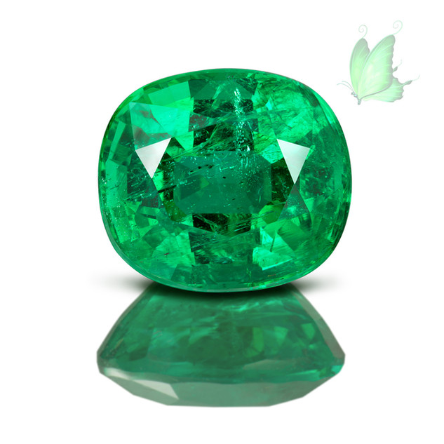3.86ct Emerald (Zambian)
