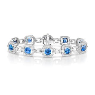 B10 Sapphire Bracelet