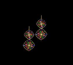 Saint Chapelle earrings E52