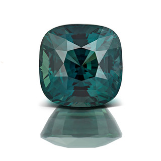 5.01ct_Teal Sapphire #17045