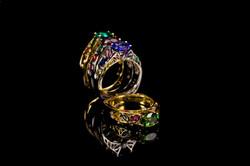 Sainte Chapelle Rings
