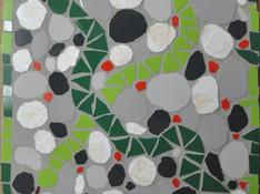 Ulli M. Keramikfliesen Mosaikplatte