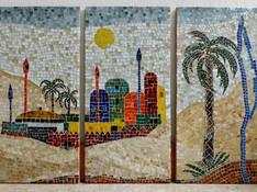 Anne K. Orientalische Landschaft