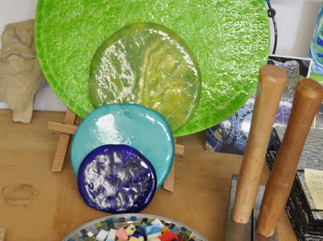 Farbenprächtige Smalti aus Italien