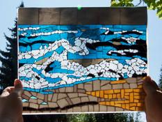 Monika G.´s Mosaikbild