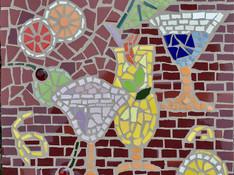 Doro K. Cocktail-Mosaiktsich